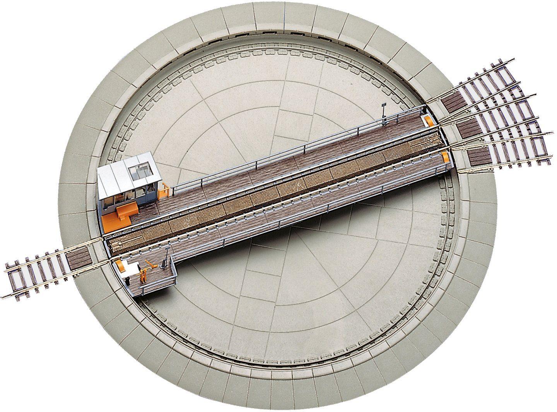 Roco Drehscheibe, Spur H0, »22m Roco Line - Gleichstrom«