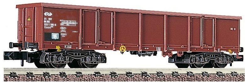 Fleischmann® Güterwagen, Spur N, »Eaos NS - Gleichstrom« in braun