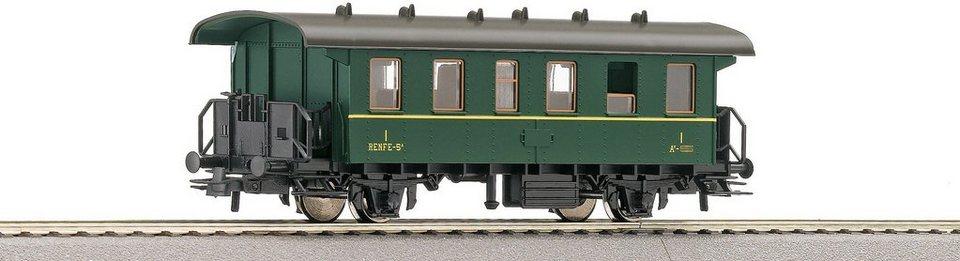 Roco Personenwagen, Spur H0, »1. Klasse Renfe - Gleichstrom« in grün