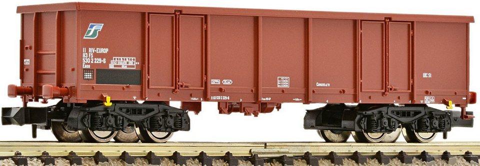 Fleischmann® Güterwagen, Spur N, »Eaos 106 FS - Gleichstrom« in braun