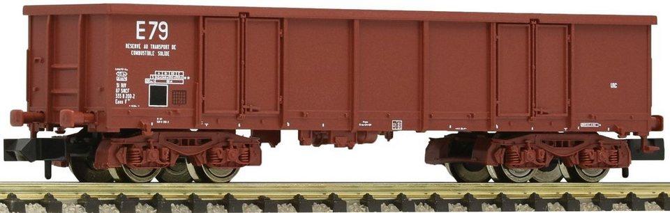 Fleischmann® Güterwagen, Spur N, »Eaos 106 SNCF - Gleichstrom« in braun