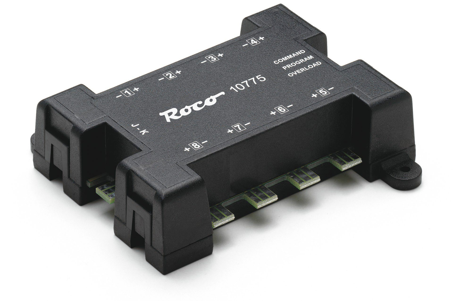 Roco Modellbahn Zubehör, »Weichendecoder 8fach DCC«
