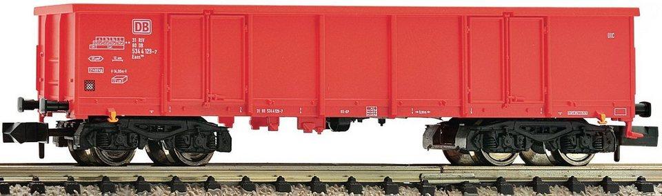 Fleischmann® Güterwagen, Spur N, »Eaos 106 vkrt DB AG - Gleichstrom« in rot