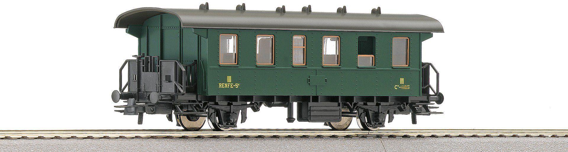 Roco Personenwagen, Spur H0, »3. Klasse Renfe - Gleichstrom«