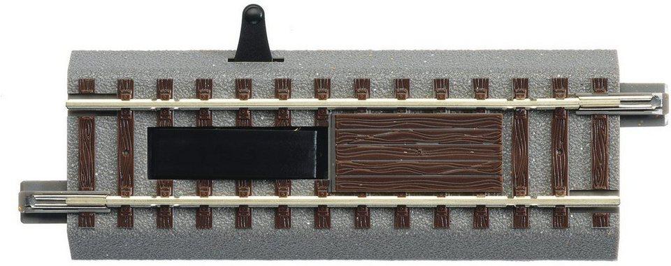 Roco Gleis, Spur H0, »Elektronisches Entkupplungsgleis - Gleichstrom«