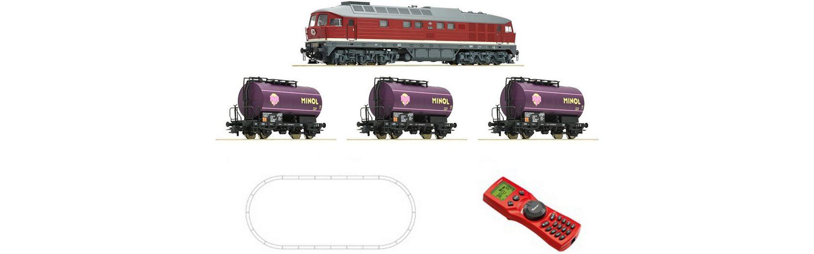 Roco Digital-Set, Spur H0, »BR 132 + Güterzug - Gleichstrom«