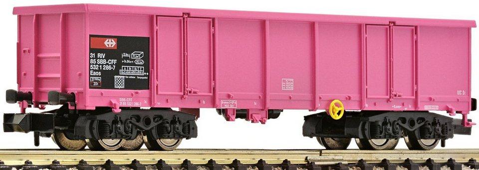 Fleischmann® Offener Güterwagen, Spur N, »Pink SBB - Gleichstrom« in rosa