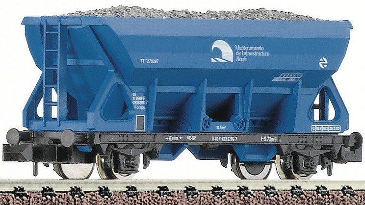 Fleischmann® Schotterwagen, Spur N, »Infra. RENFE - Gleichstrom« in blau