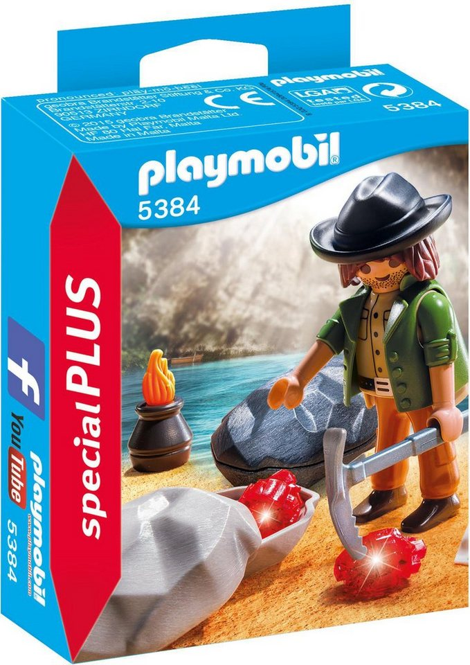 Playmobil® Kristall-Sucher (5384), »Special Plus«