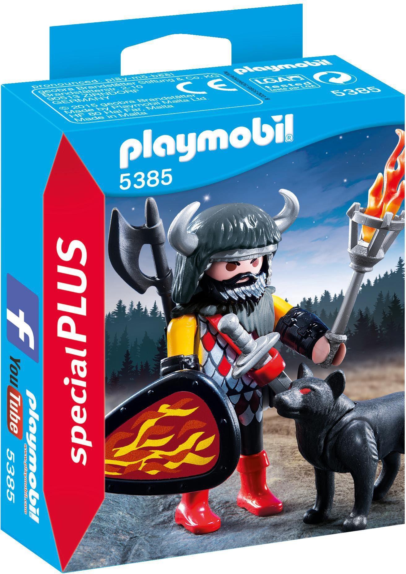 Playmobil® Wolfskrieger (5385), »Special Plus«