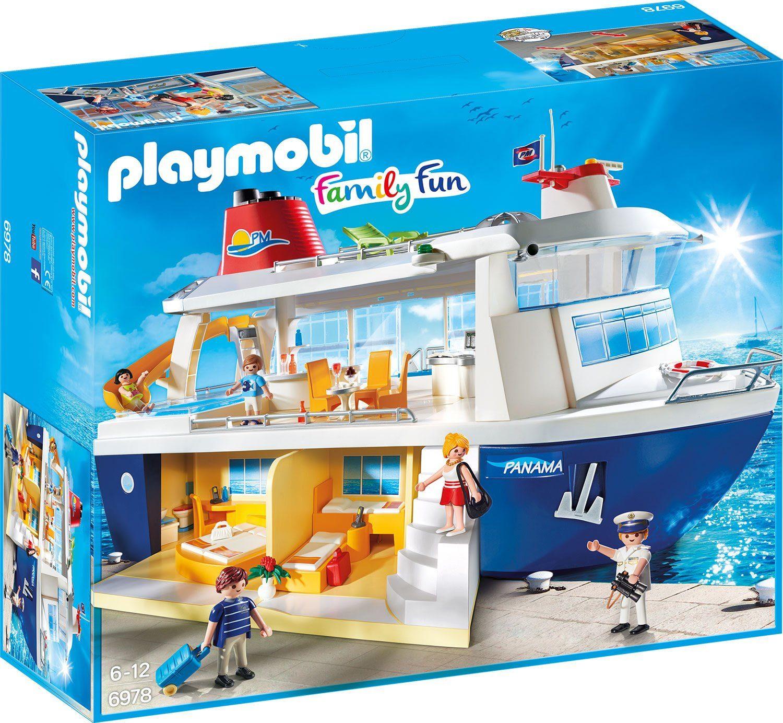 Playmobil® Kreuzfahrtschiff (6978), »Family Fun«