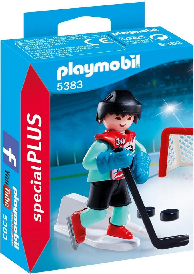 Playmobil® Eishockey-Training (5383), »Special Plus«