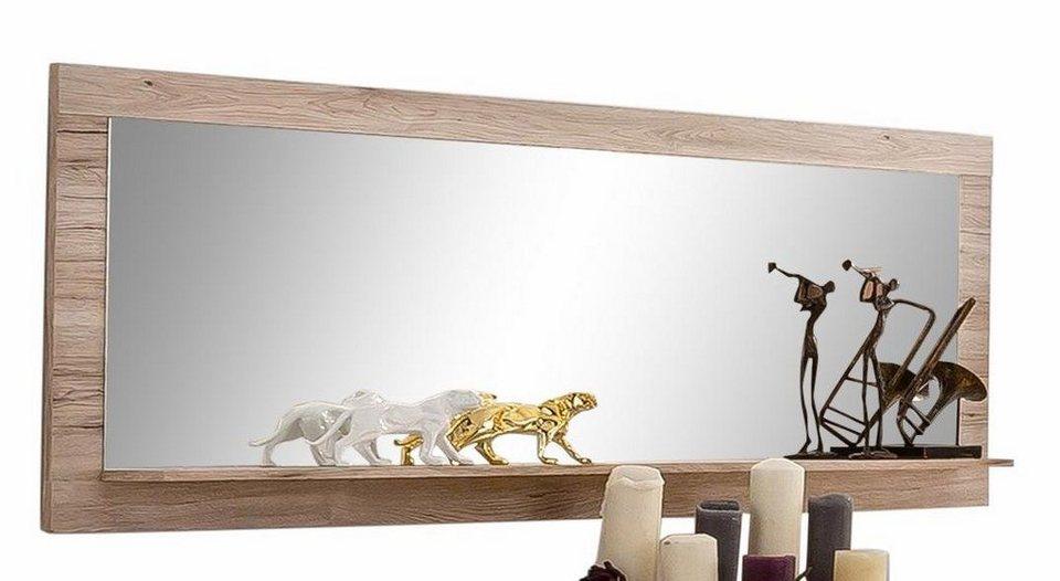 Wandspiegel mit ablage passat online kaufen otto for Otto wandspiegel