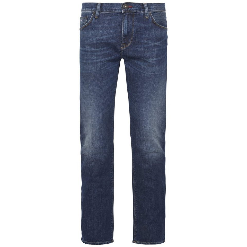 Tommy Hilfiger Jeans »DENTON STR TONY DARK INDIGO« in TONY DARK INDIGO