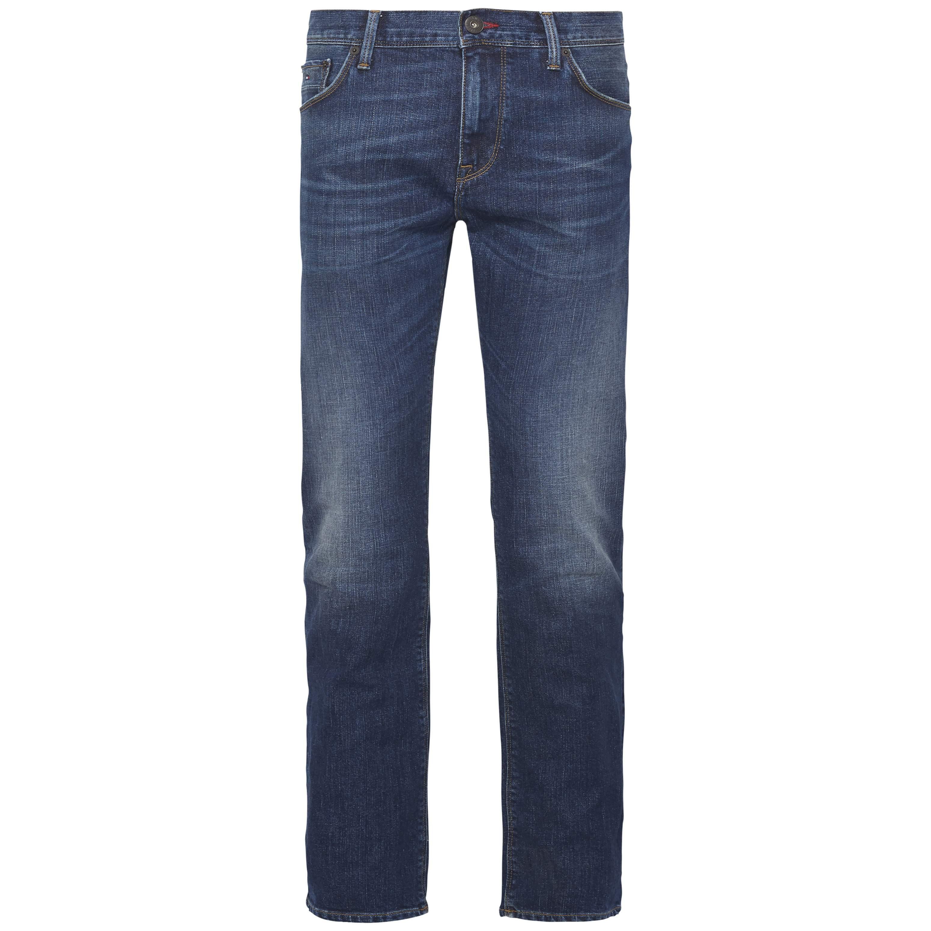 Tommy Hilfiger Jeans »DENTON STR TONY DARK INDIGO«