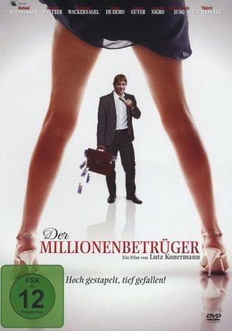DVD »Der Millionenbetrüger«