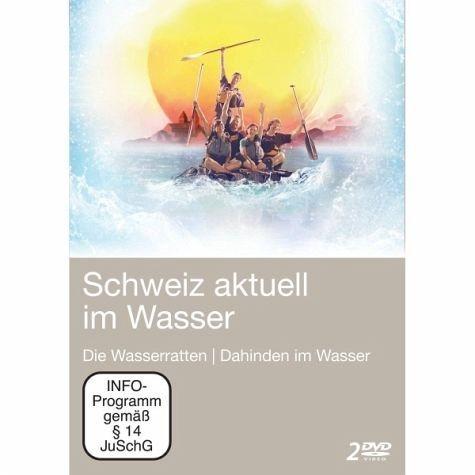 DVD »Schweiz Aktuell Im Wasser«