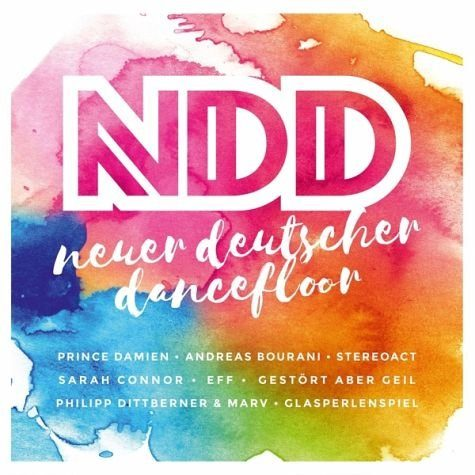 Audio CD »Various: Ndd-Neuer Deutscher Dancefloor«