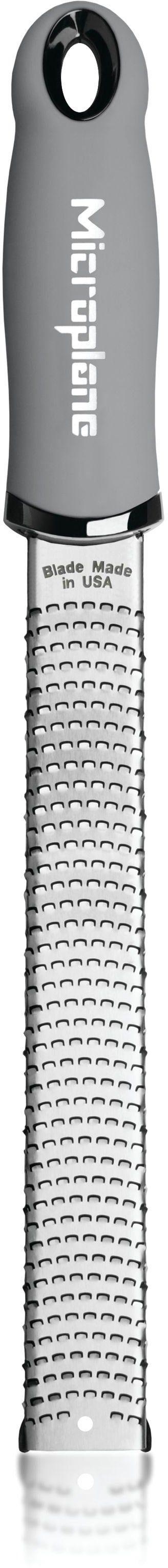 Microplane Reibe 46901, »PREMIUM feine Reibe, Zester«