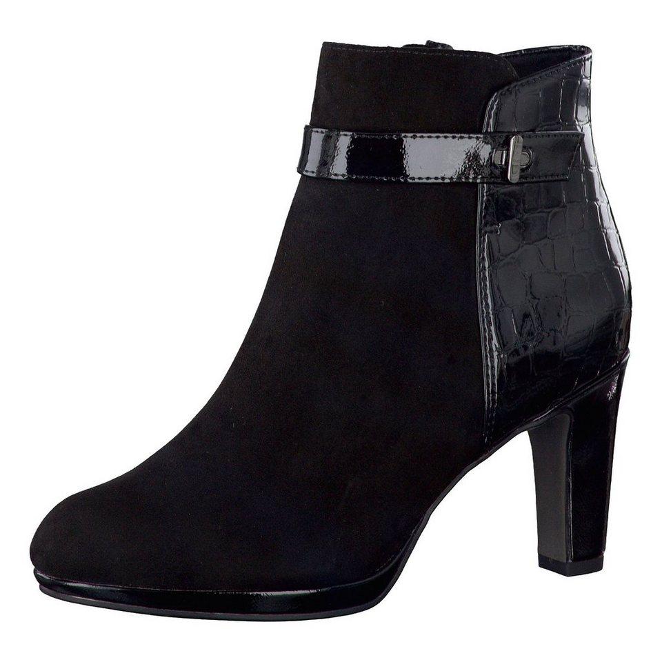 Tamaris Moffen Stiefeletten in schwarz