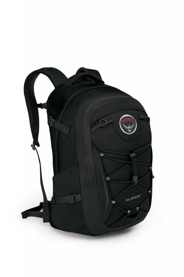 Osprey Sport- und Freizeittasche »Quasar 28 Backpack Men« in schwarz