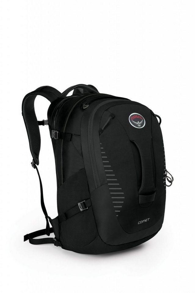 Osprey Sport- und Freizeittasche »Comet 30 Backpack Men« in schwarz