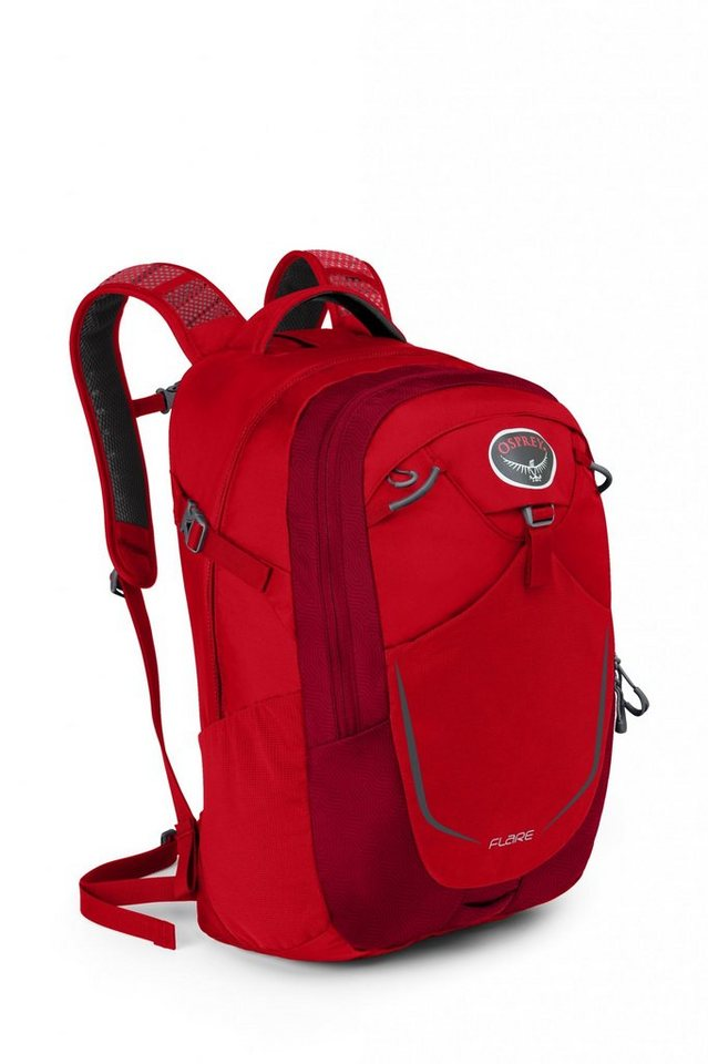 Osprey Sport- und Freizeittasche »Flare 22 Backpack« in rot
