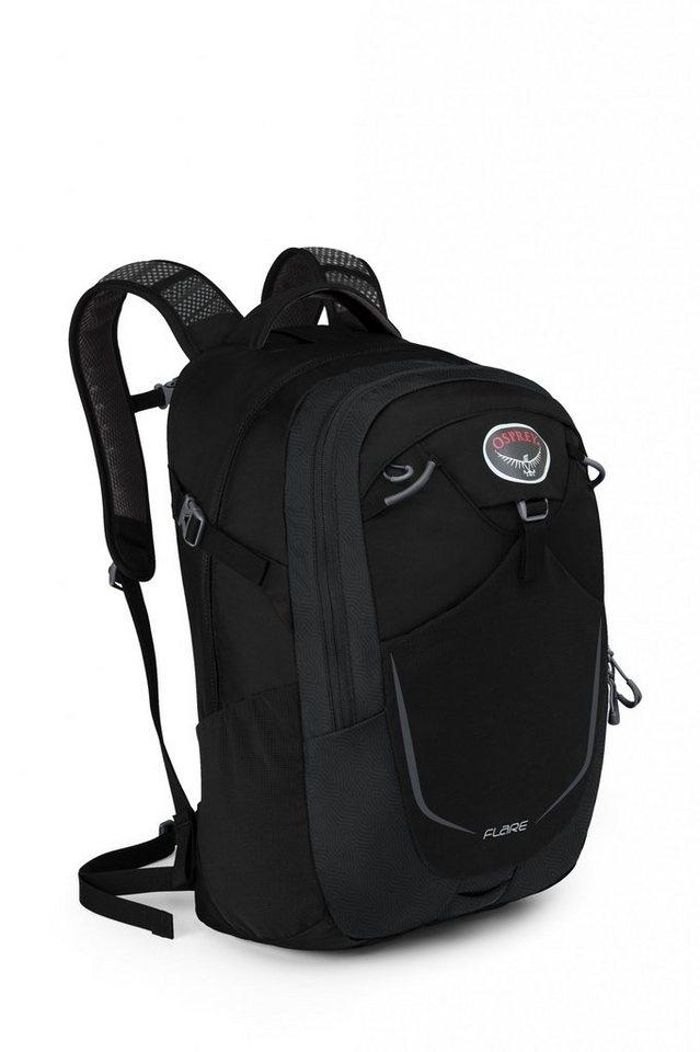 Osprey Sport- und Freizeittasche »Flare 22 Backpack« in schwarz