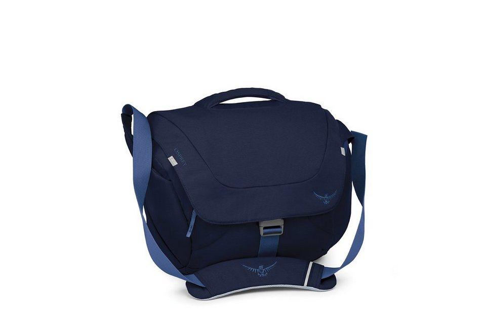Osprey Sport- und Freizeittasche »Flap Jill Courier Women« in blau