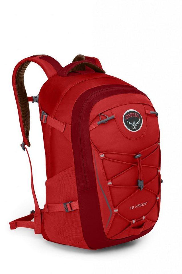 Osprey Sport- und Freizeittasche »Quasar 28 Backpack Men« in rot