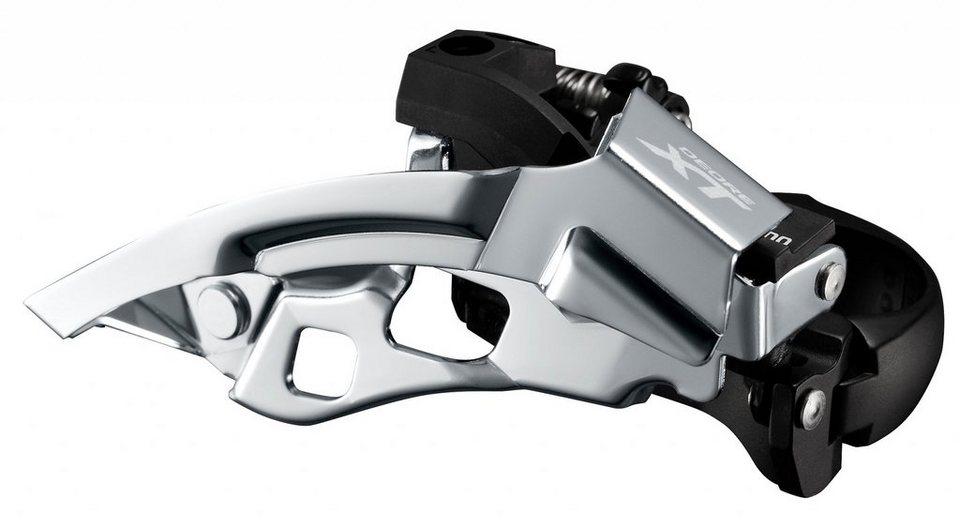 Shimano Schaltung »Deore XT Trekking FD-T8000 Umwerfer Schelle tief«