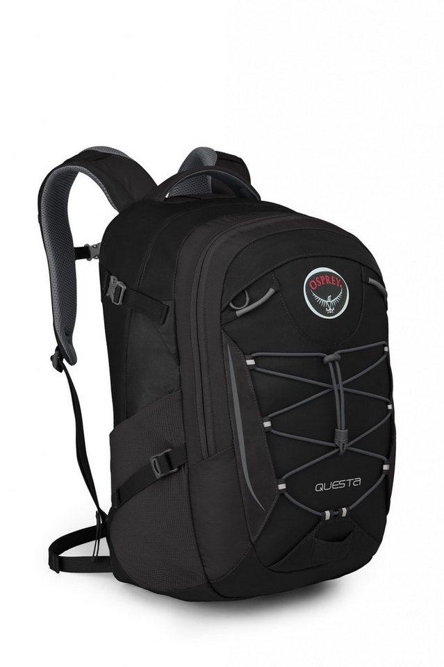 Osprey Sport- und Freizeittasche »Questa 27 Backpack Women« in schwarz