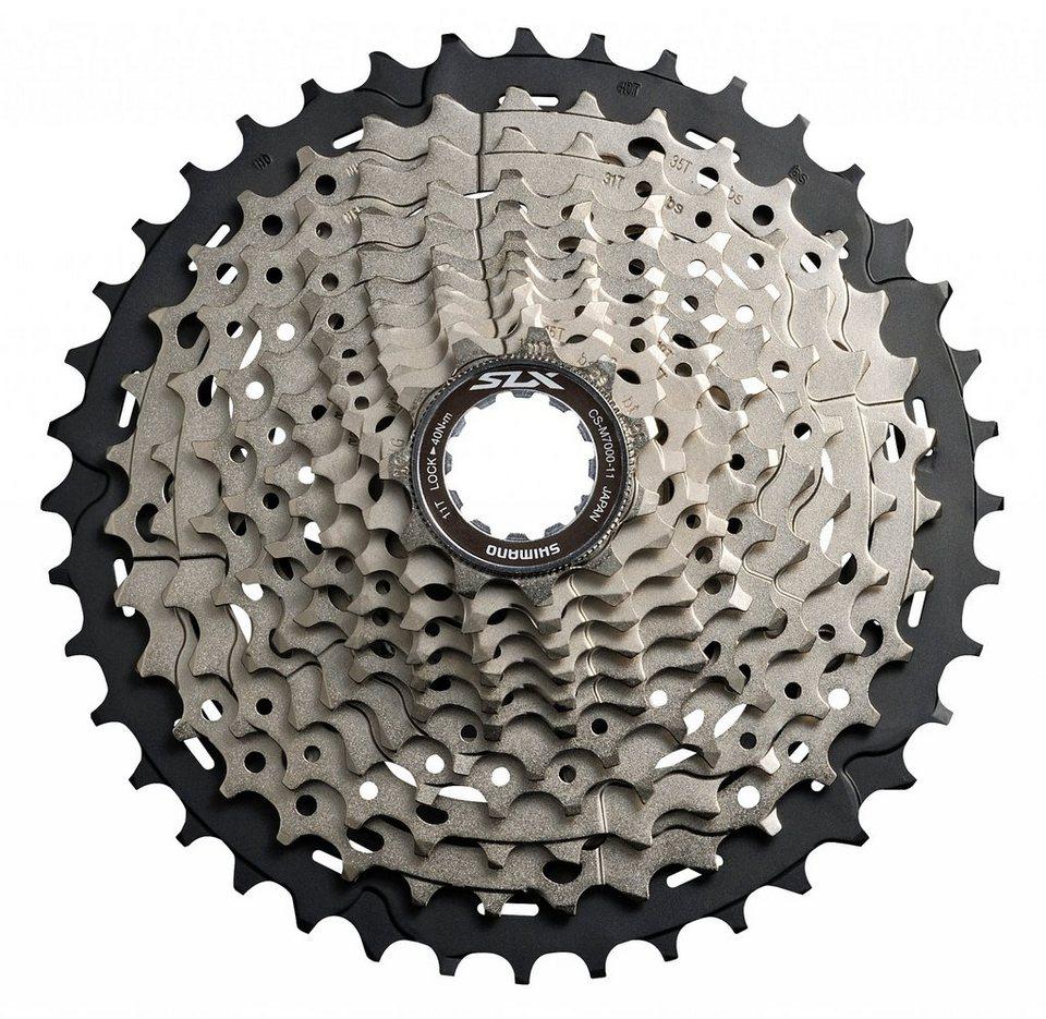 Shimano Fahrradkasetten »SLX CS-M7000 Kassette 11-fach«