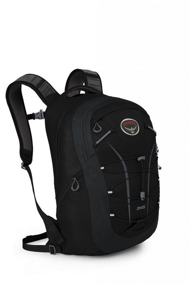Osprey Sport- und Freizeittasche »Axis 18 Backpack« in schwarz