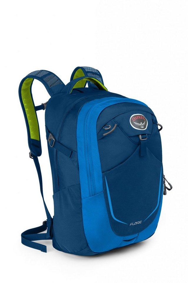 Osprey Sport- und Freizeittasche »Flare 22 Backpack« in blau