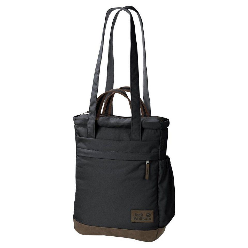 Jack Wolfskin Sport- und Freizeittasche »Piccadilly Tote Bag« in schwarz