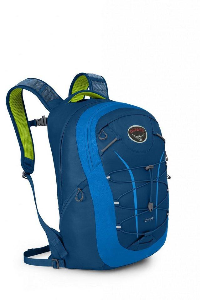 Osprey Sport- und Freizeittasche »Axis 18 Backpack« in blau