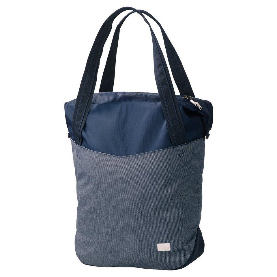 Jack Wolfskin Sport- und Freizeittasche »Wool Tech Tote Tote Bag« in blau