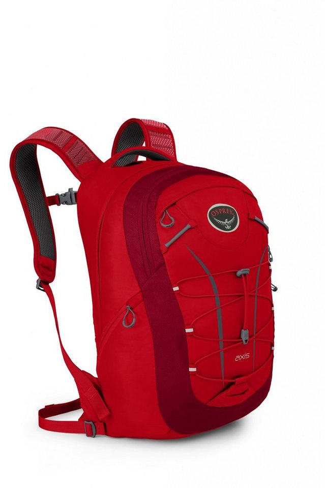Osprey Sport- und Freizeittasche »Axis 18 Backpack« in rot