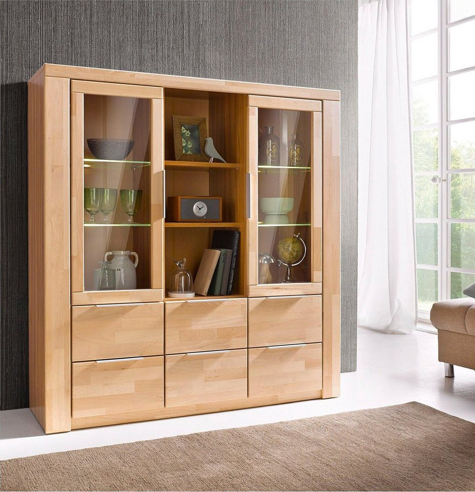 highboard breite 140 cm online kaufen otto. Black Bedroom Furniture Sets. Home Design Ideas