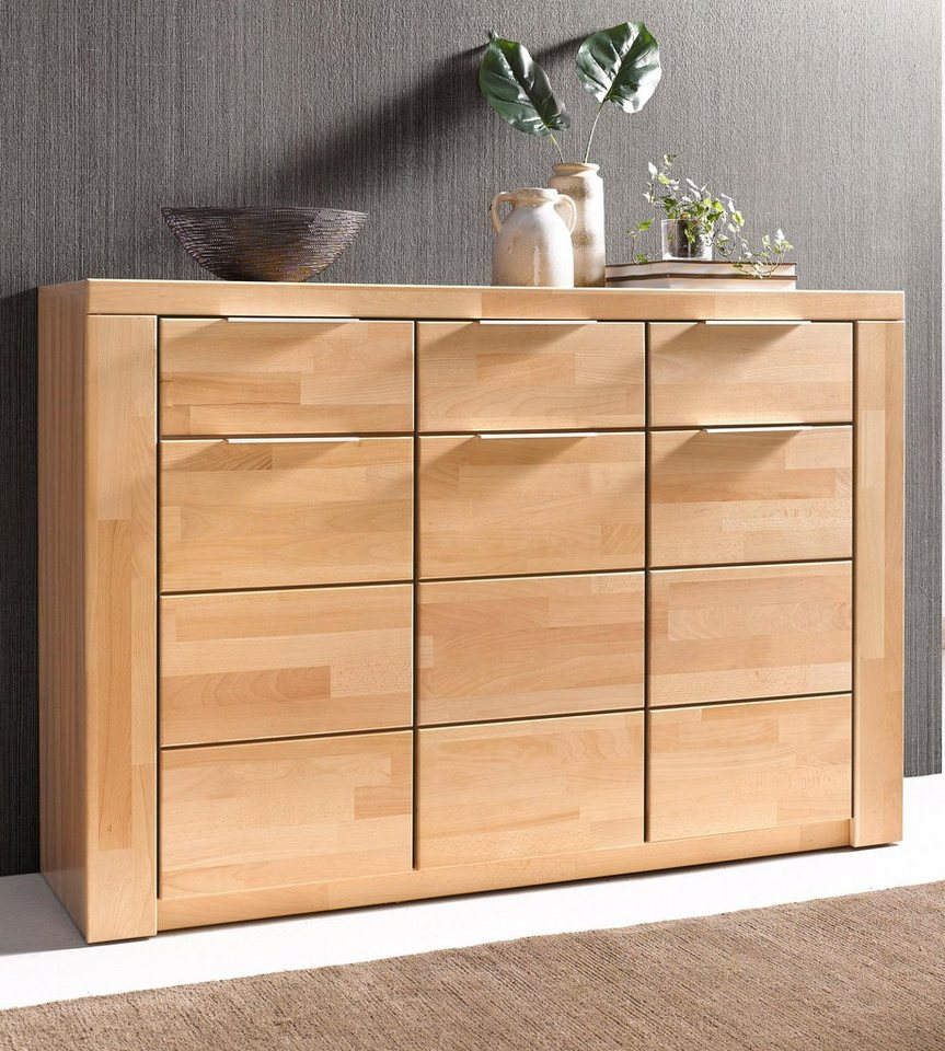 sideboard breite 140 cm online kaufen otto. Black Bedroom Furniture Sets. Home Design Ideas
