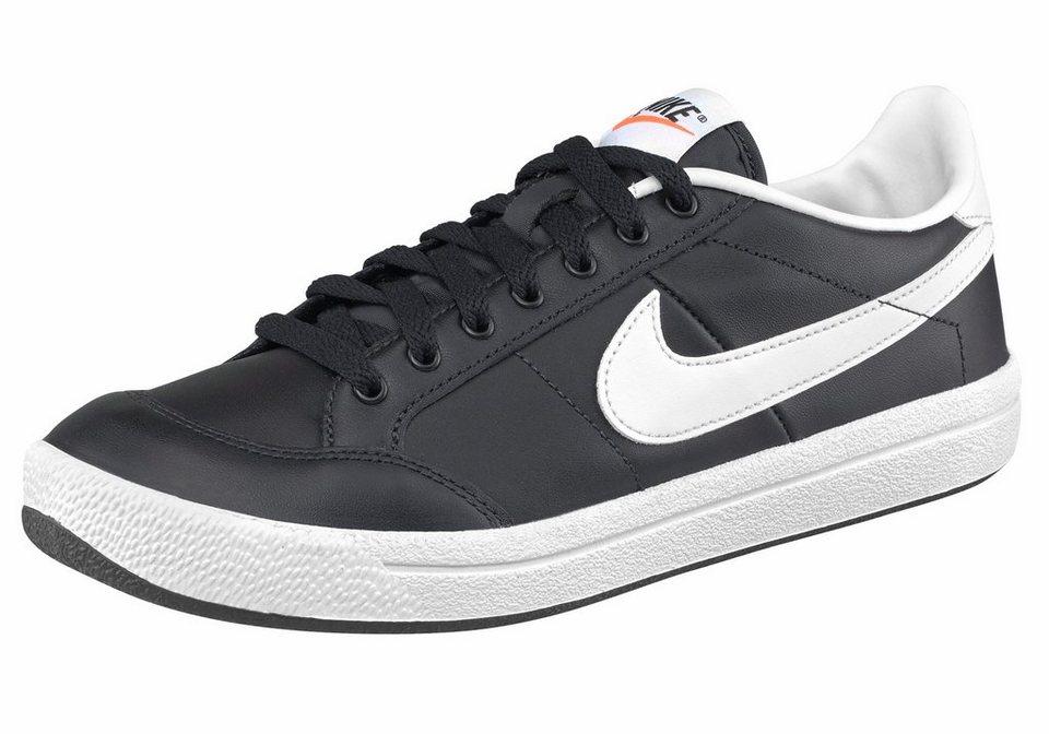 Nike »Meadow '16 LTR« Sneaker in schwarz-weiß