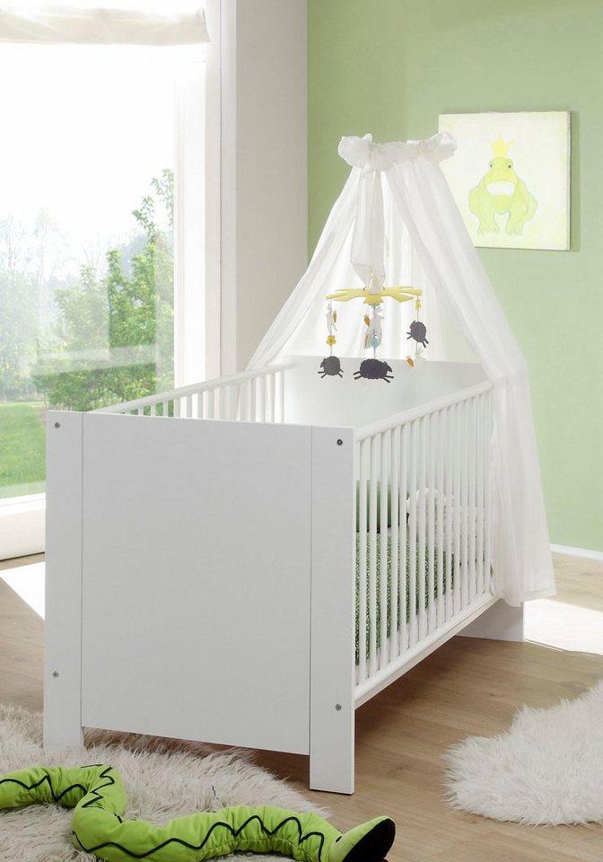 babybett online kaufen babybettchen otto. Black Bedroom Furniture Sets. Home Design Ideas