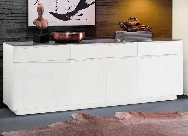 steinhoff sideboard breite 199 cm online kaufen otto. Black Bedroom Furniture Sets. Home Design Ideas
