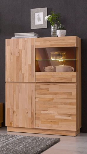 Highboard, Höhe 120 cm