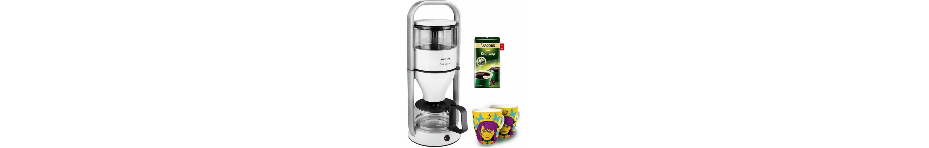 Philips Kaffeemaschine HD5407/10 New Café Gourmet