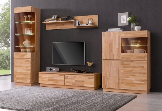Premium collection by Home affaire Wohnwand, (Set, 4-St)
