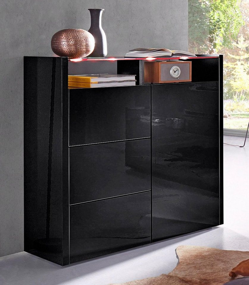 tecnos kommode breite 96 cm online kaufen otto. Black Bedroom Furniture Sets. Home Design Ideas