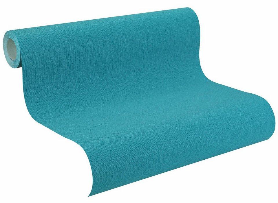 Vliestapete, Rasch, »Home Vision 5« in blau