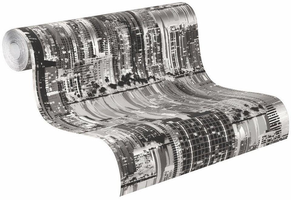 vliestapete barbara becker b b home passion5 12 online kaufen otto. Black Bedroom Furniture Sets. Home Design Ideas
